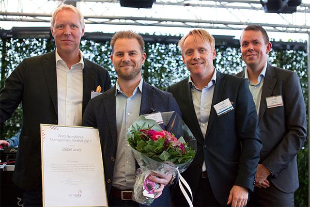 Workforce Management Awards 2018 Oslo