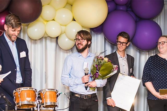 Max Ysberg - Årets Schemaläggare 2017